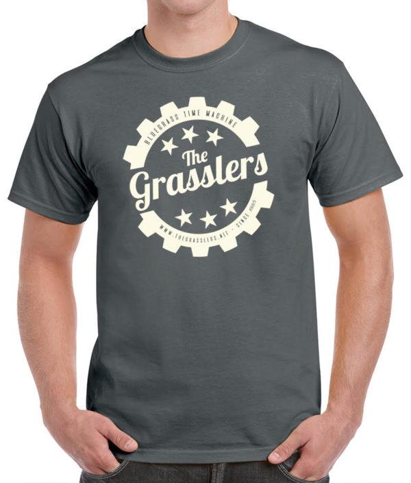Tee-Shirt men new grey